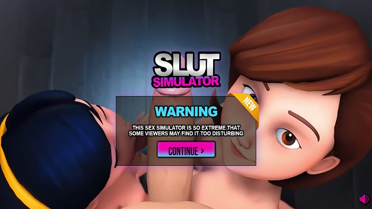 Slut Simulator XXX Game