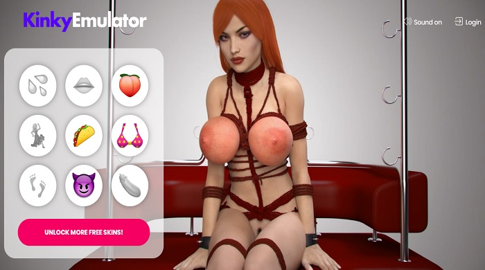 Play Kinky Sex Emulator XXX Game