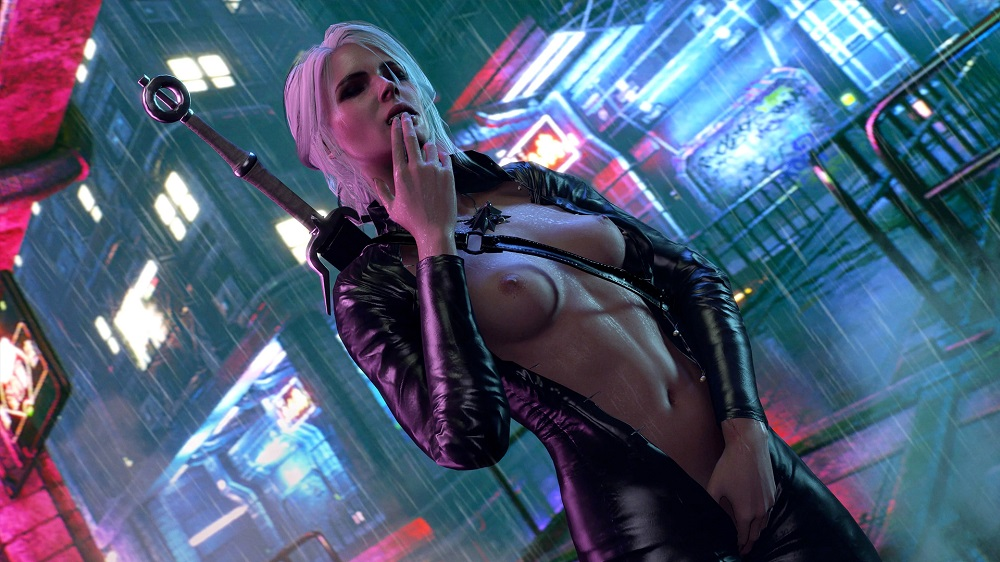 Play CyberSlut 2069 XXX Game